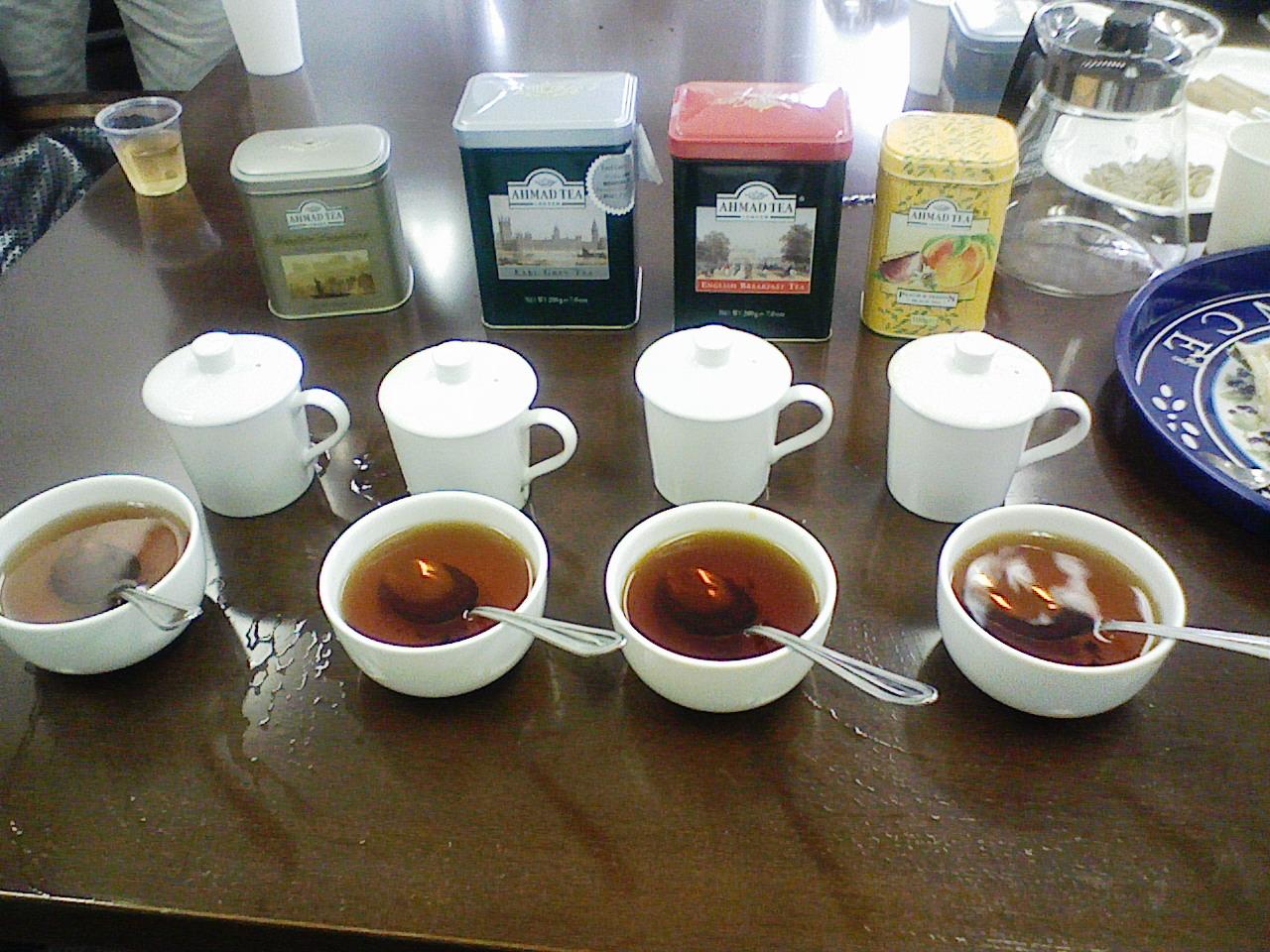 紅茶セミナー